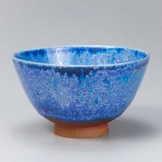 夏銀河 茶碗(椀形) 中尾哲彰作