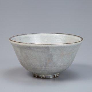白丹波茶碗 市野豊治作