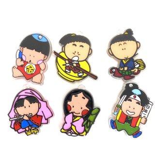昔話キャラクターパーツ