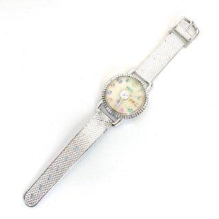 おもちゃの時計 シルバー