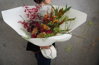 seasonal bouquet M �