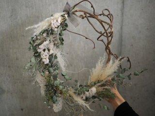 dry wreath Φ30〜35cm