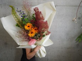 sesasonal bouquet M�