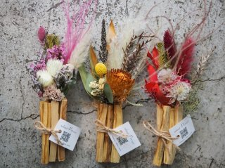 Palo Santo Sticks & Dryed Flower