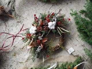 Christmas Wreath type1