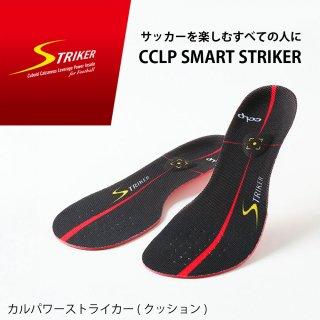 BMZ(ビーエムゼット) CCLP SMART STRIKER サッカー用インソール カルパワーストライカー ブラック クッション 中敷き
