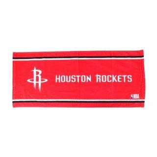 NBA(エヌビーエー) NBA33299 フェイスタオル ROCKETS ヒューストン・ロケッツ バスケット スポーツタオル
