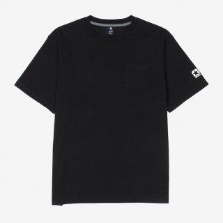 CONVERSE(コンバース) CA292320 クルーネックTシャツ 胸ポケット メンズ レディース バスケットウェア Tシャツ