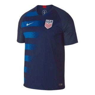 NIKE(ナイキ) 893901 2018 サッカーアメリカ代表 アウェイ レプリカユニフォーム USA