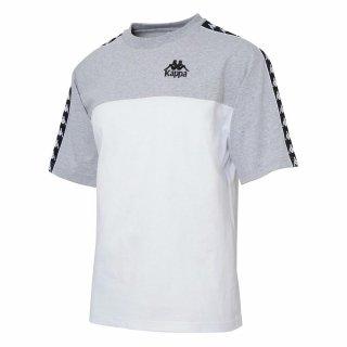 kappa(カッパ) KLA12TS04 BANDA バンダ SWITCH TEE メンズ 半袖Tシャツ スポーツウェア カジュアル