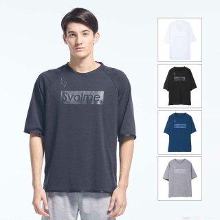 SVOLME(スボルメ) 1201-48300 WフェイスレイヤーTシャツ メンズ レディース スポーツウェア フィットネス トレーニング