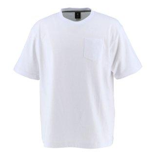 CONVERSE(コンバース) CA201372 クルーネック Tシャツ 胸ポケット アスレチック アクティブウェア