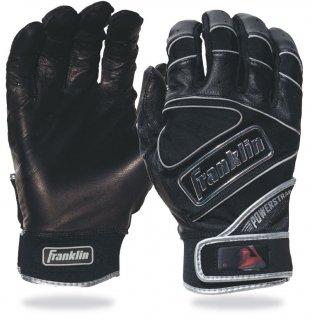 franklin(フランクリン) 20490 パワーストラップ クロム バッティンググローブ 手袋