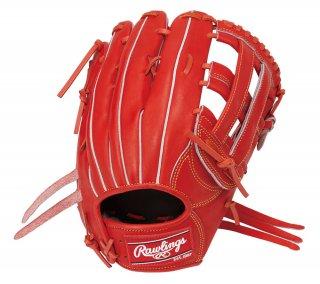 Rawlings(ローリングス) GH9FPRBH8 硬式グラブ プロプリファード BH8 レッドオレンジ 外野 野球グローブ 右投げ キップ