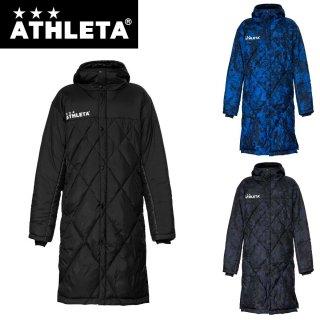 ATHLETA(アスレタ) 04140 ベンチコート サッカー フットサル  防寒ジャケット