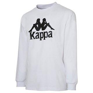 kappa(カッパ) KLA52TL01 CLASSIC LOGO L/S TEE クラシック ロゴ ロングスリーブ Tシャツ