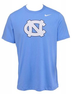 NIKE(ナイキ) AJ0457 DFCT LOGO TEE North Carolina ノースカロライナ Tシャツ
