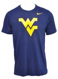 NIKE(ナイキ) AJ0478 DFCT LOGO TEE West Verginia ウエストバージニア Tシャツ
