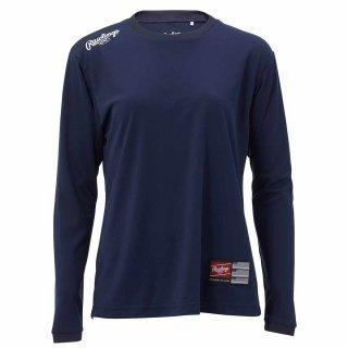 Rawlings(ローリングス) ASTW10S03TL プレーヤーソフトボールロングTシャツ