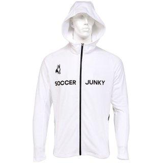 Soccer Junky(サッカージャンキー) SJ20520 トレーニングウェア フリースZIPパーカー フリース&ベロアジャケット