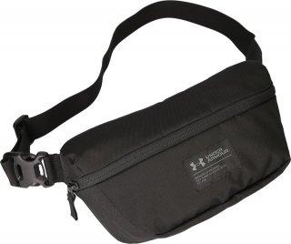 UNDER ARMOUR(アンダーアーマー) 1363303 UA Waist Bag ウエストバッグ 3L ボディバッグ