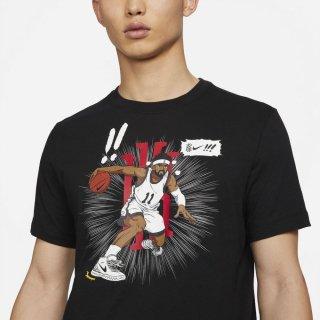 NIKE(ナイキ) DD0780 カイリー ロゴ Tシャツ バスケットボール 半袖 ショートスリーブ