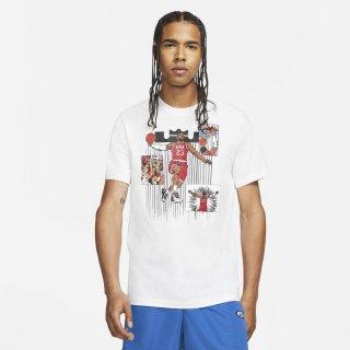 NIKE(ナイキ) DD0789 レブロン マンガ ロゴ Tシャツ バスケットボールウェア