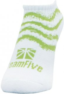 Team Five(チームファイブ) AS-L1108-06 ローカットソックス バスケットソックス 靴下 ジュニア レディース