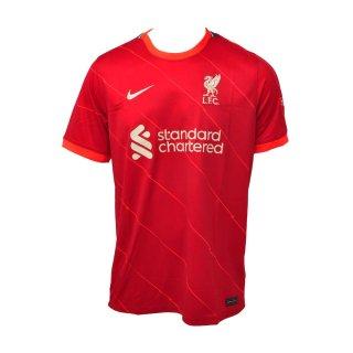 【オフィシャルサイト限定発売】NIKE(ナイキ) DB2560 Liverpool FC 2021/22 Stadium Home レプリカユニフォーム