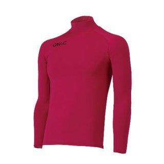 GAVIC(ガヴィック) GA8301 長袖コンプレッションシャツ サッカー フットサルウェア レッド