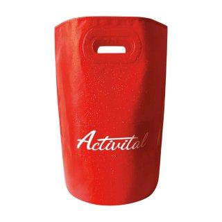 Activital(アクティバイタル) PPL1002 リカバリーバッグ たためる布バケツ アイシング 足湯 フットケア 熱中症対策