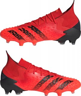 adidas(アディダス) FY6256 プレデターフリーク.1 FG メンズ サッカー スパイクシューズ 天然芝用