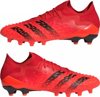 adidas(アディダス) GZ2809 プレデター フリーク.1 AG メンズ サッカー スパイクシューズ  人工芝用
