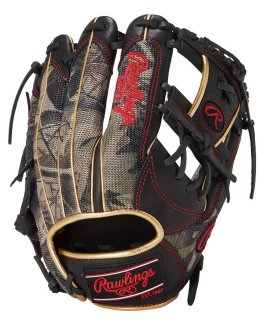 Rawlings(ローリングス) GR1FHMMN62 HOH MULTI MATERIAL SHELL N62 内野手用 軟式グラブ