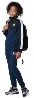 UNDER ARMOUR(アンダーアーマー) 1360671 UA COLOR BLOCK KNIT TRACK SUITS キッズ ジュニア ジャージ