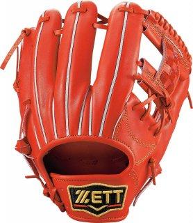 ZETT(ゼット) BPROG540 野球 硬式グラブ 内野手用 二塁手・遊撃手用 プロステイタス