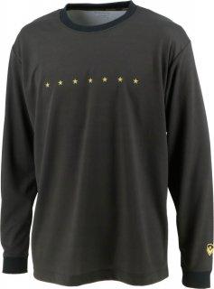 CONVERSE(コンバース) CBG212353L ゴールドシリーズ メンズ 昇華ロングスリーブTシャツ バスケ プラクティスシャツ