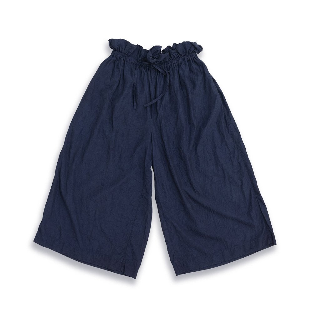 KAKU Pants (DARK INDIGO / LIGHT GRAY)