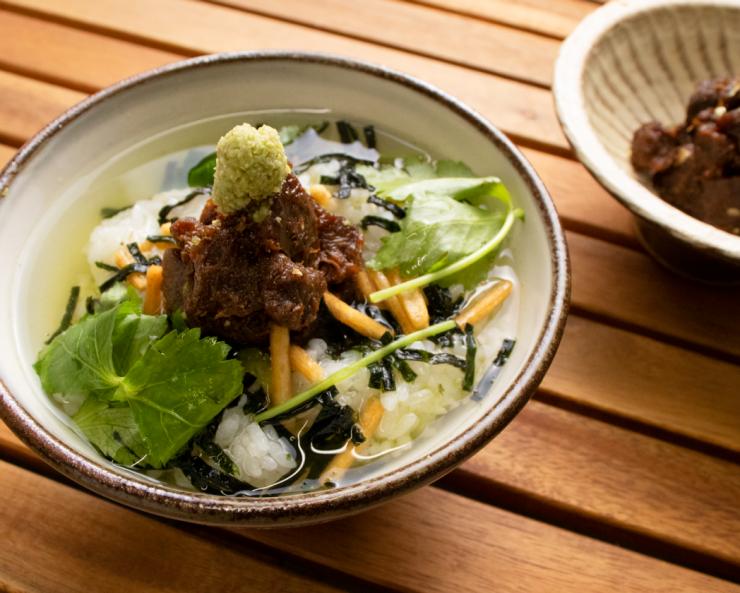 牛たんの山椒煮 (1~2人前・160g)