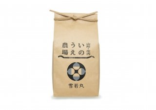 旬の庄内野菜5種&庄内米2kg詰合せ【送料無料】
