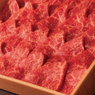 �有田牛 上モモ焼肉(500g)