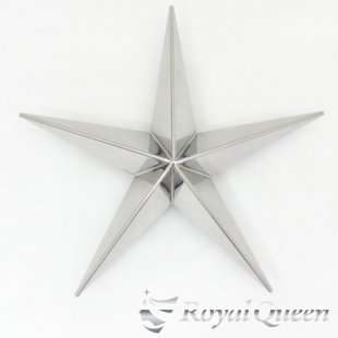 【送料無料】新型 星型 ホイール スピンナー #1000 鏡面 17.5イン