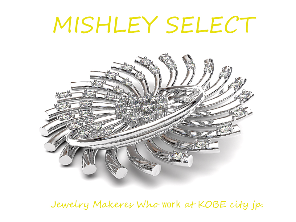 ミシュレイ セレクトは、個性的なジュエリーや宝石(ルース)を販売するネットショップです。