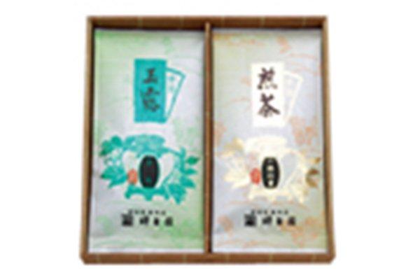 玉露 福の緑 煎茶 朝つゆ