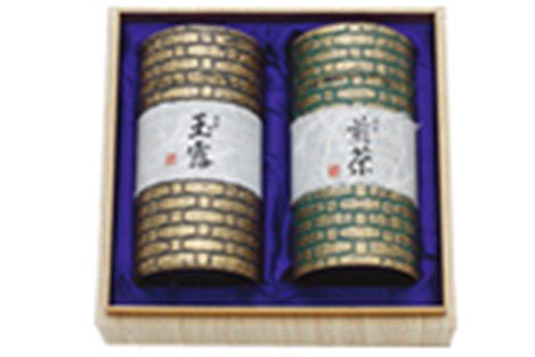 玉露 冠り 煎茶 山城の香