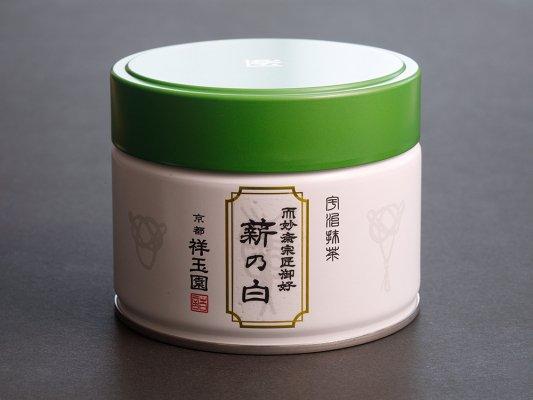 薄茶 薪の白100g
