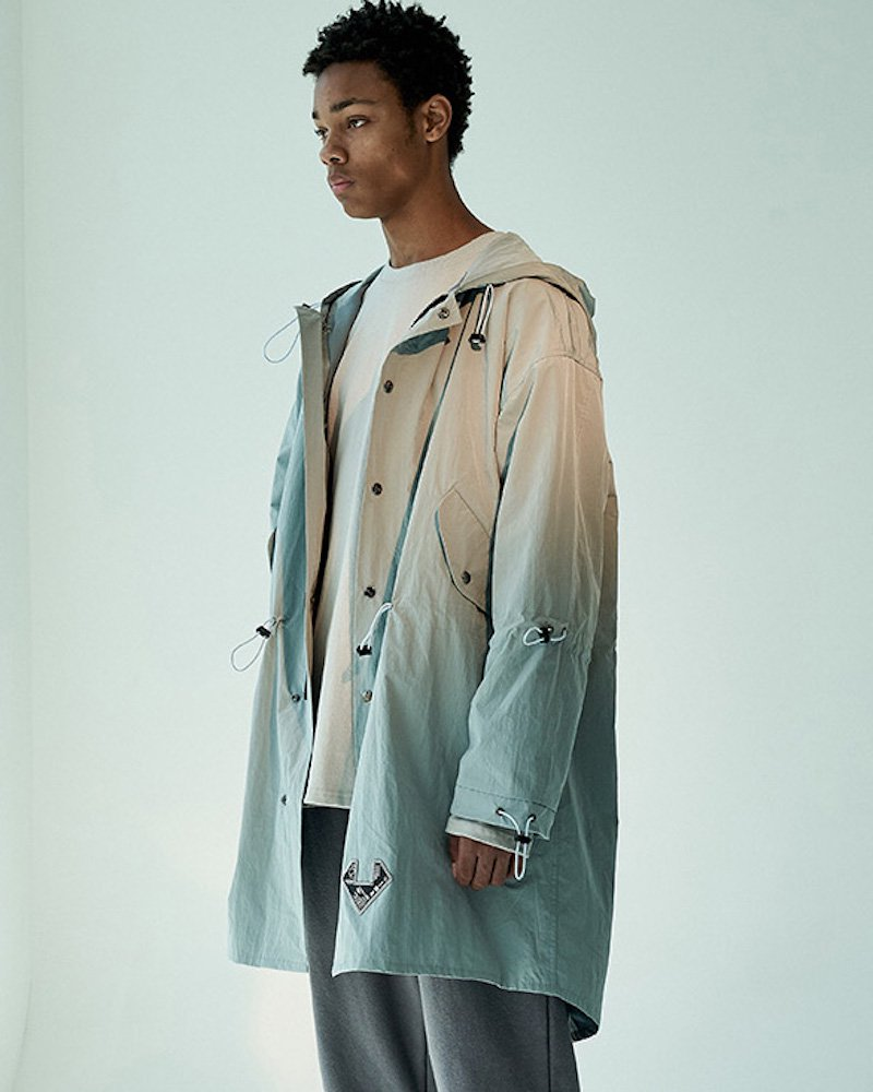 オーバーサイズ&ストリート『Re:one Online Store』「OVERR」MINT STOPPER FIELD JACKET