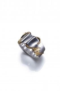 ¥ELLA LOGO Combi Ring