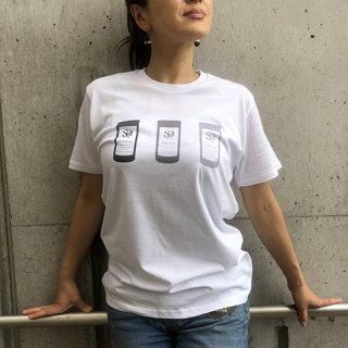 オーガニックコットン T-シャツ Well-being