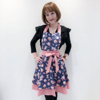 <img class='new_mark_img1' src='https://img.shop-pro.jp/img/new/icons54.gif' style='border:none;display:inline;margin:0px;padding:0px;width:auto;' />【2月再入荷予定】エプロン ドロシー